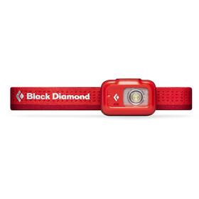 Black Diamond Astro 175 Lampada frontale, rosso